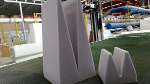 Custom Melamine Foam CAD
