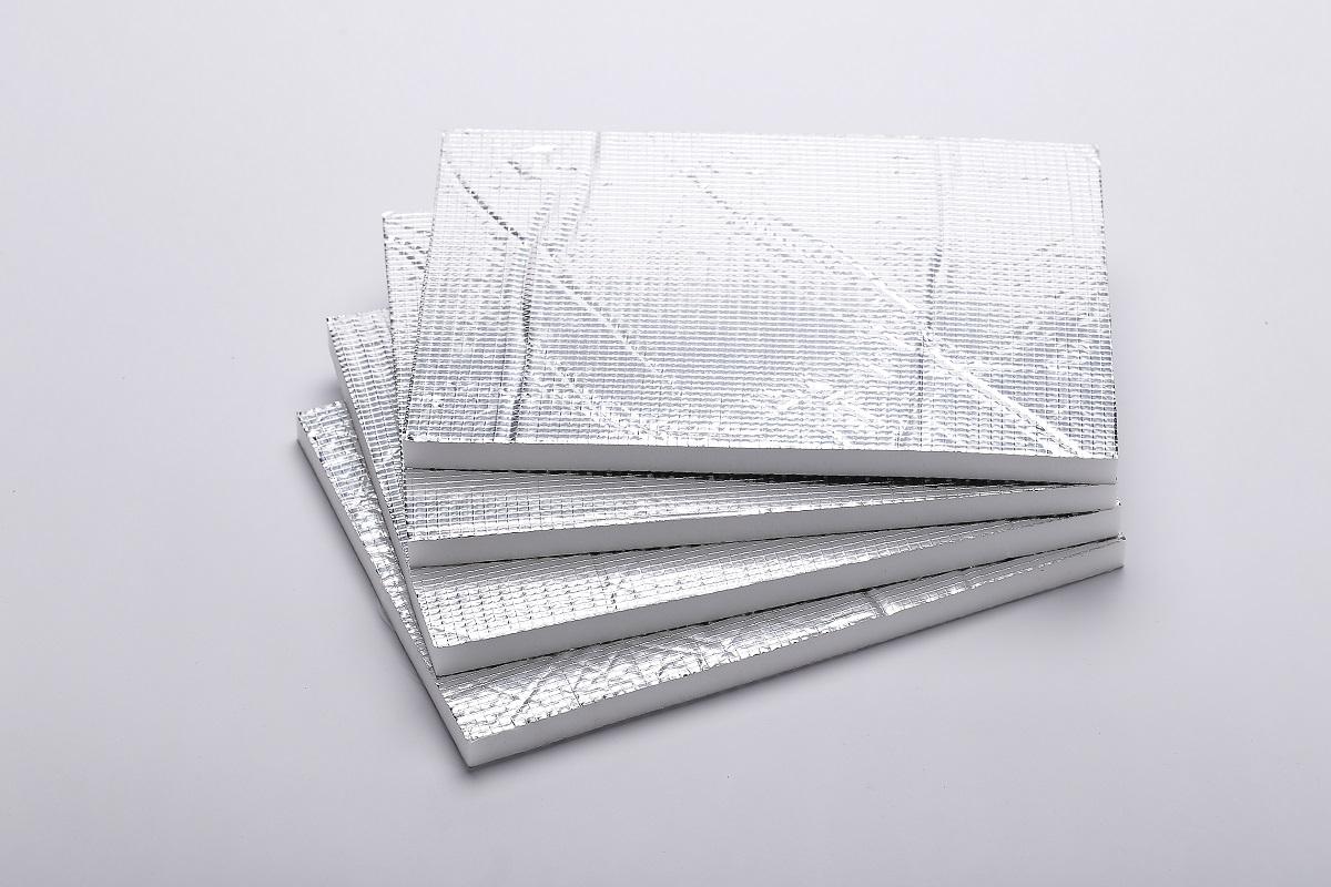 Aluminum Foil Melamine Foam